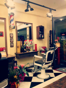 BB the Barber's Shop