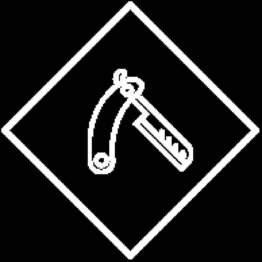 Icona rasoio lametta