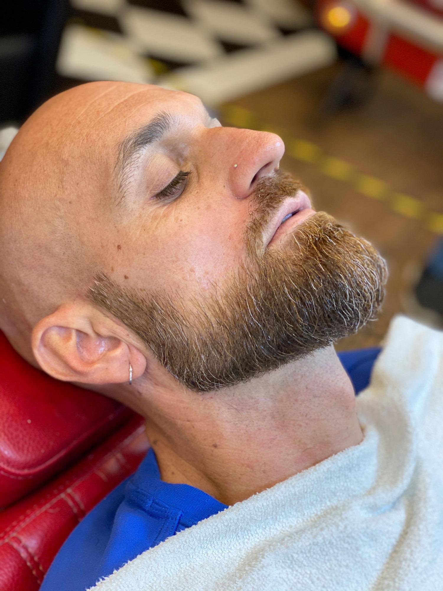 Taglio Barba dopo